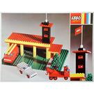 LEGO Fire Station Set 347-1