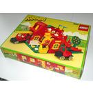 LEGO Fire Station Set 3682 Packaging
