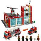 LEGO Fire Station Set 60004