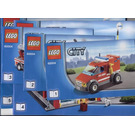 LEGO Fire Station Set 60004 Instructions