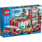 LEGO Fire Station Set 60004 Packaging