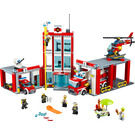 LEGO Fire Station Set 60110
