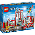 LEGO Fire Station Set 60110 Packaging