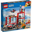 LEGO Fire Station Set 60215 Packaging