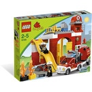 LEGO Fire Station Set 6168 Packaging
