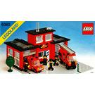 LEGO Fire Station Set 6382