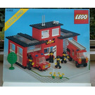 LEGO Fire Station Set 6382 Packaging