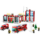 LEGO Fire Station Set 7208