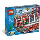 LEGO Fire Station Set 7208 Packaging