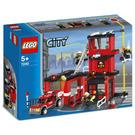 LEGO Fire Station Set 7240 Packaging