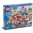 LEGO Fire Station Set 7945 Packaging