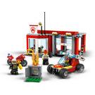 LEGO Fire Station Starter Set 77943 Packaging