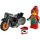 LEGO Fire Stunt Bike Set 60311