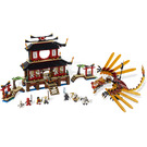 LEGO Fire Temple Set 2507