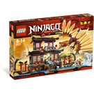 LEGO Fire Temple Set 2507 Packaging