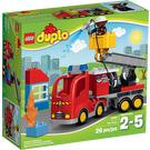 LEGO Fire Truck Set 10592 Packaging