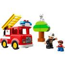 LEGO Fire Truck Set 10901
