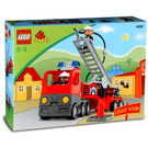 LEGO Fire Truck Set 4681 Packaging
