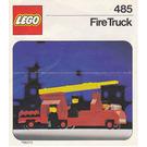 LEGO Fire Truck Set 485-1