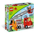 LEGO Fire Truck Set 5682 Packaging