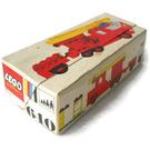 LEGO Fire Truck Set 640-1 Packaging
