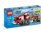 LEGO Fire Truck Set 7239 Packaging
