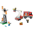 LEGO Fire Utility Truck Set 60111
