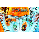 LEGO Fire vs. Ice Set 70156 Instructions