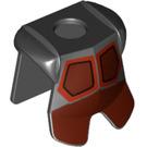LEGO Firebender Minifig Armour Plate (56090)