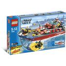 LEGO Fireboat Set 7906 Packaging