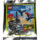 LEGO Firefighter Foil Pack Set 952002