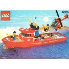 LEGO Firefighter Set 4031