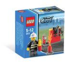 LEGO Firefighter Set 5613 Packaging