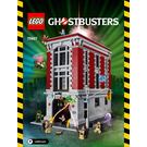 LEGO Firehouse Headquarters  Set 75827 Instructions