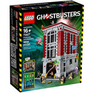 LEGO Firehouse Headquarters  Set 75827 Packaging