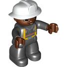 LEGO Fireman Frank Duplo Figure Duplo Figure