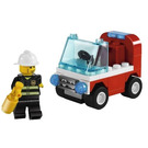 LEGO Fireman's Car Set 30001