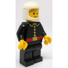 LEGO Fireman with Classic White Helmet Minifigure