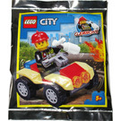 LEGO Fireman with quad bike Set 952009