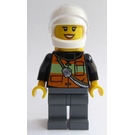 LEGO Firewoman Minifigure