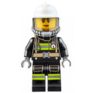 LEGO Firewoman with Breathing Apparatus Minifigure
