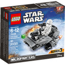 LEGO First Order Snowspeeder Microfighter Set 75126 Packaging