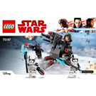 LEGO First Order Specialists Battle Pack Set 75197 Instructions