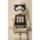 LEGO First Order Stormtrooper Heavy Artillery Minifigure