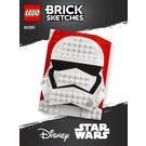 LEGO First Order Stormtrooper Set 40391 Instructions
