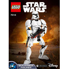 LEGO First Order Stormtrooper Set 75114 Instructions