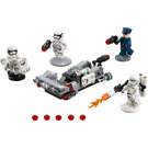 LEGO First Order Transport Speeder Battle Pack Set 75166