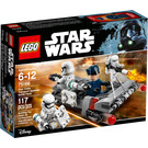 LEGO First Order Transport Speeder Battle Pack Set 75166 Packaging
