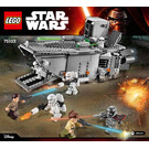 LEGO First Order Transporter Set 75103 Instructions