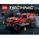 LEGO First Responder Set 42075 Instructions